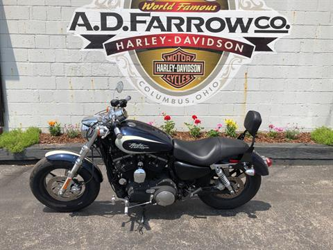 2013 Harley-Davidson Sportster® 1200 Custom in Sunbury, Ohio - Photo 2