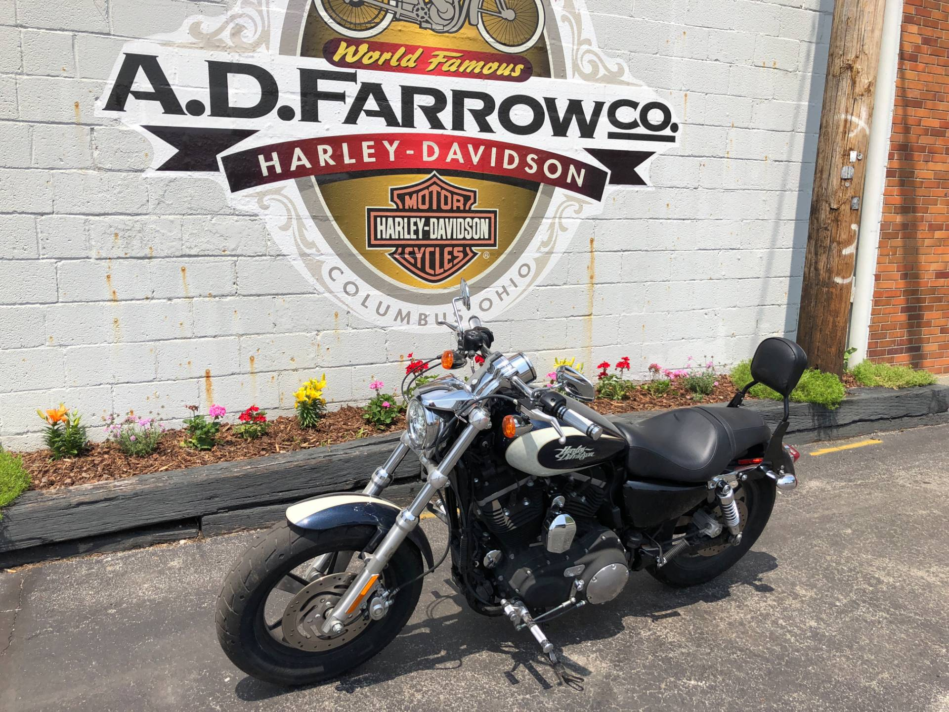 2013 Harley-Davidson Sportster® 1200 Custom in Sunbury, Ohio - Photo 4