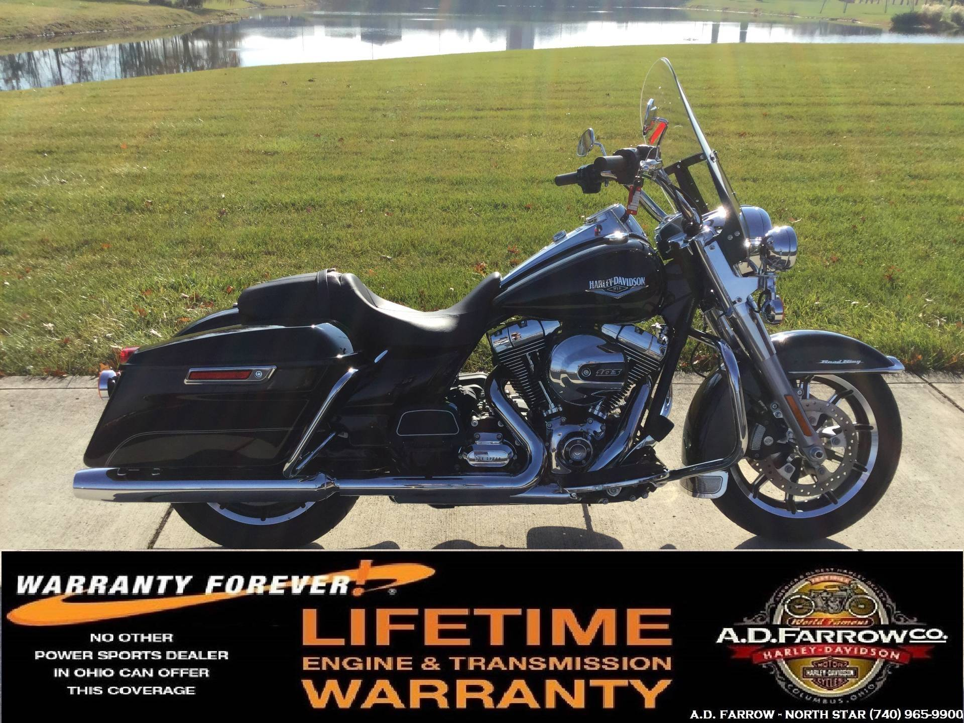2016 Harley-Davidson Road King® in Sunbury, Ohio - Photo 1