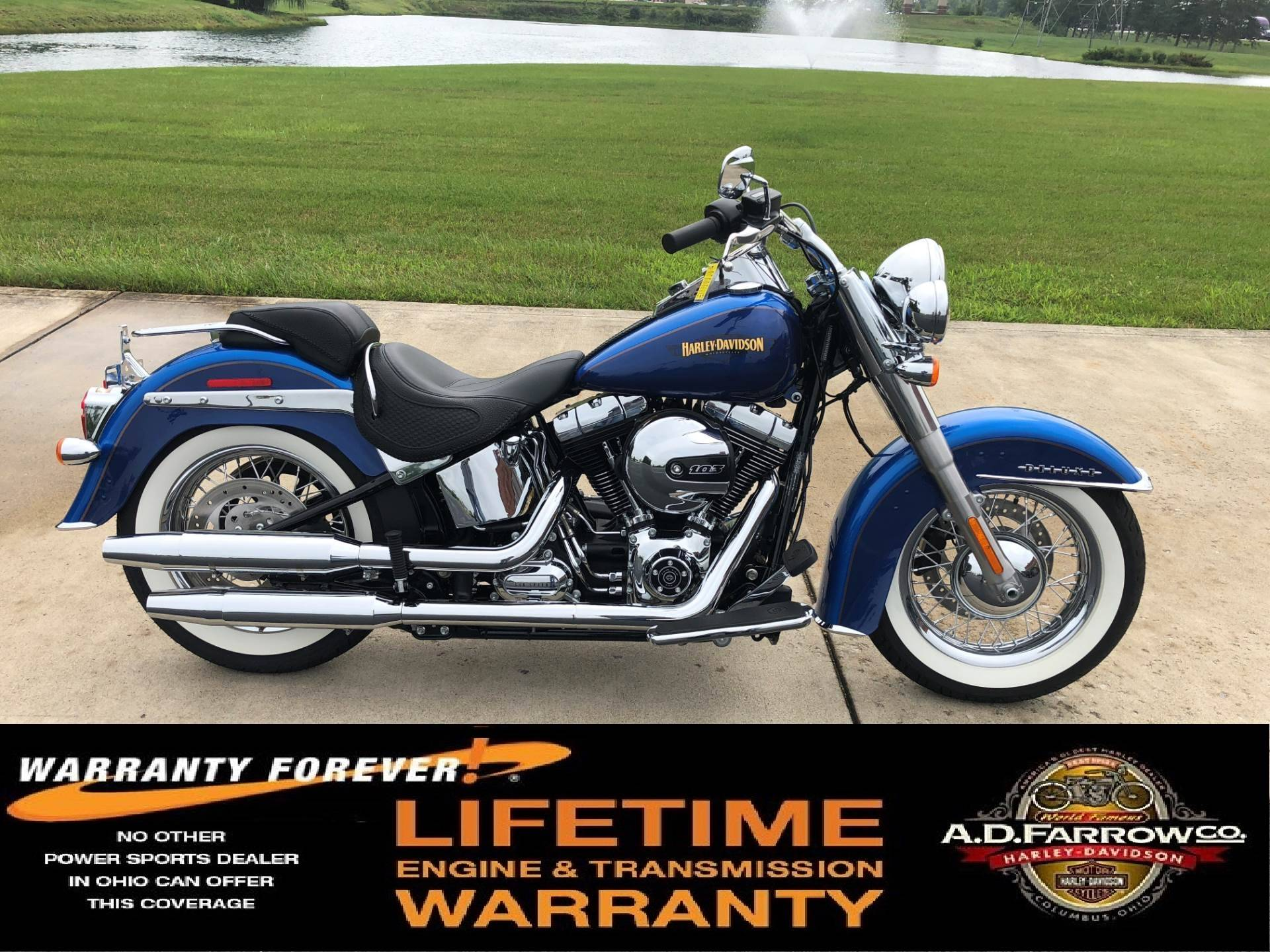 This is a harley everybody wants to ride