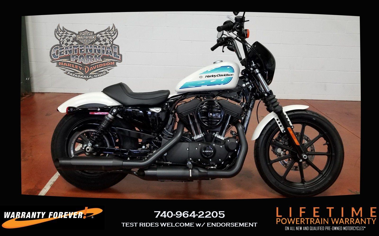 2019 Harley-Davidson Iron 1200™ in Sunbury, Ohio - Photo 1