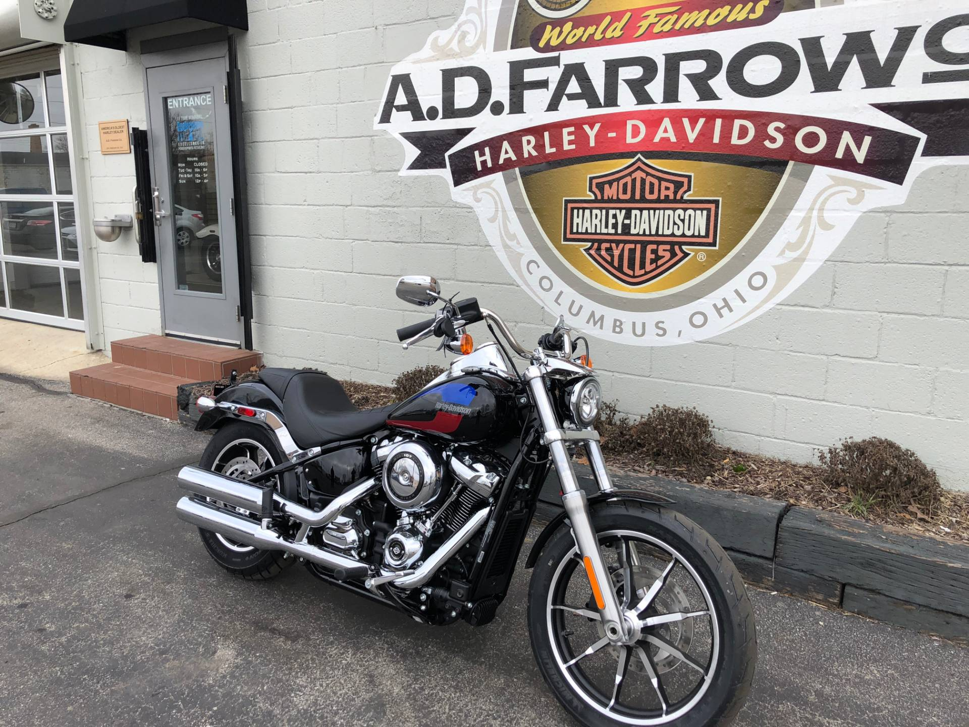 2019 Harley-Davidson FXDL in Sunbury, Ohio