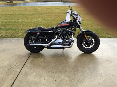 2018 Harley-Davidson Sportster Forty Eight in Sunbury, Ohio