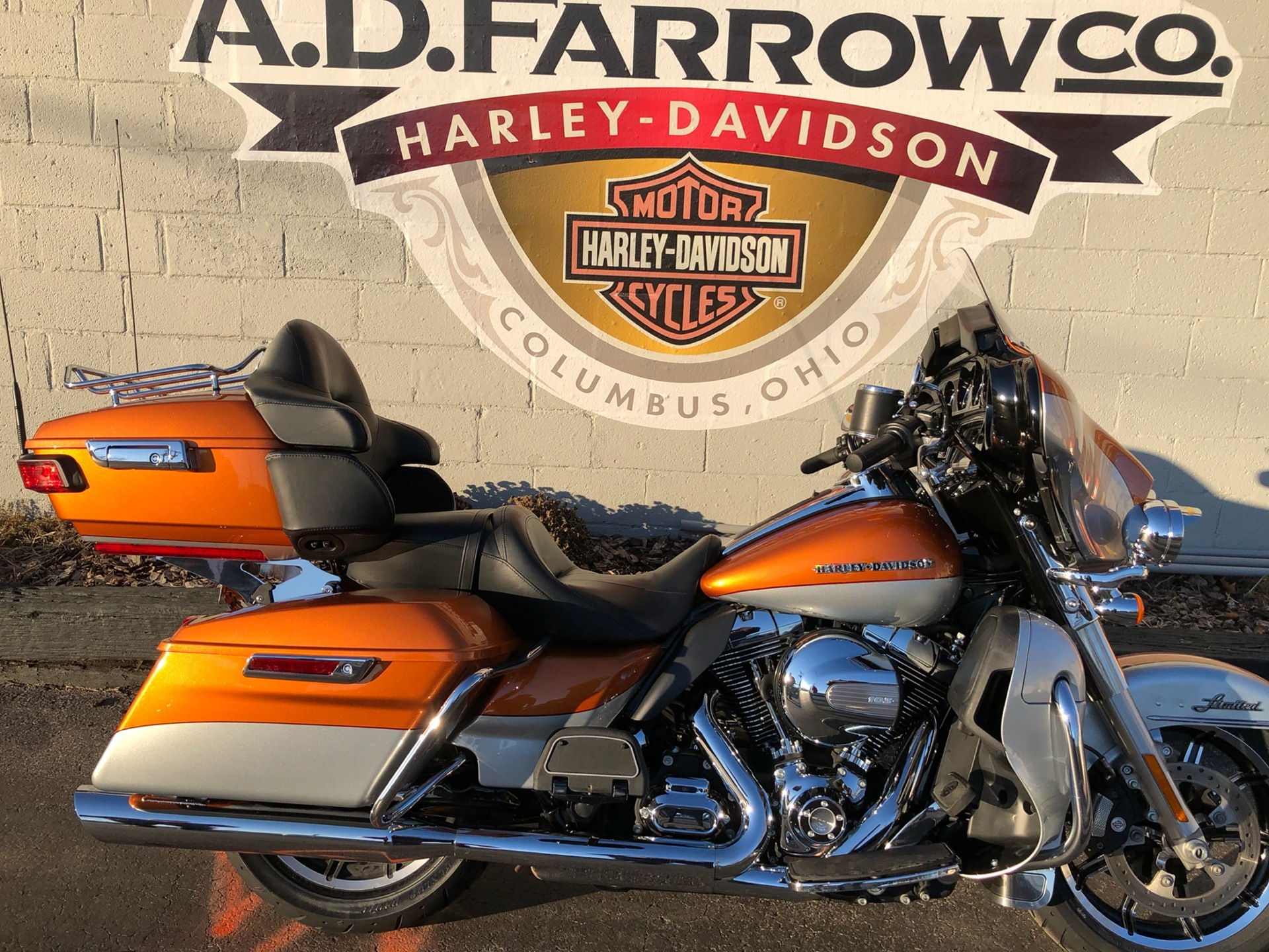 2014 Harley-Davidson FLHTK in Sunbury, Ohio - Photo 1