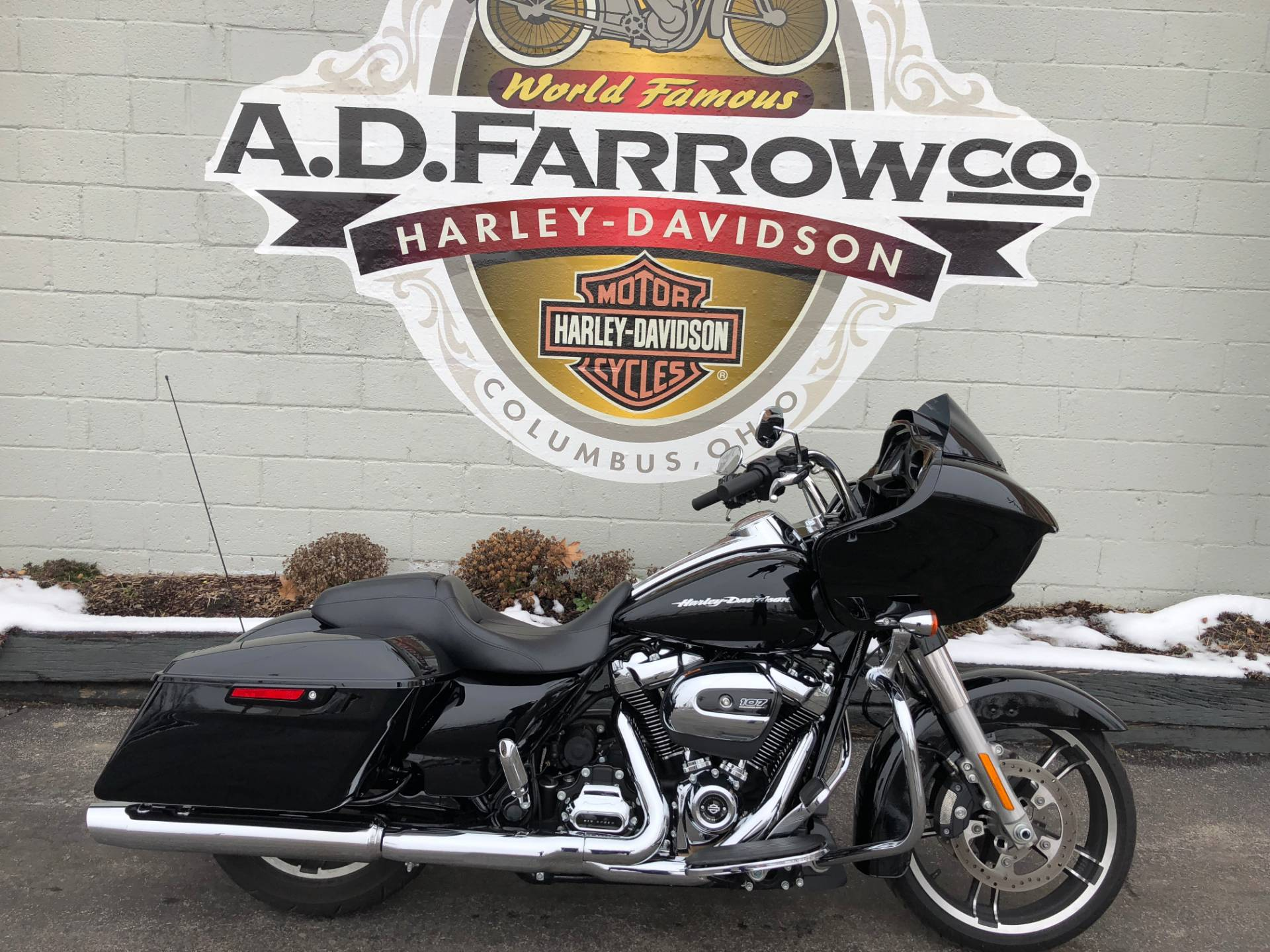 2017 Harley-Davidson FLTRXS in Sunbury, Ohio
