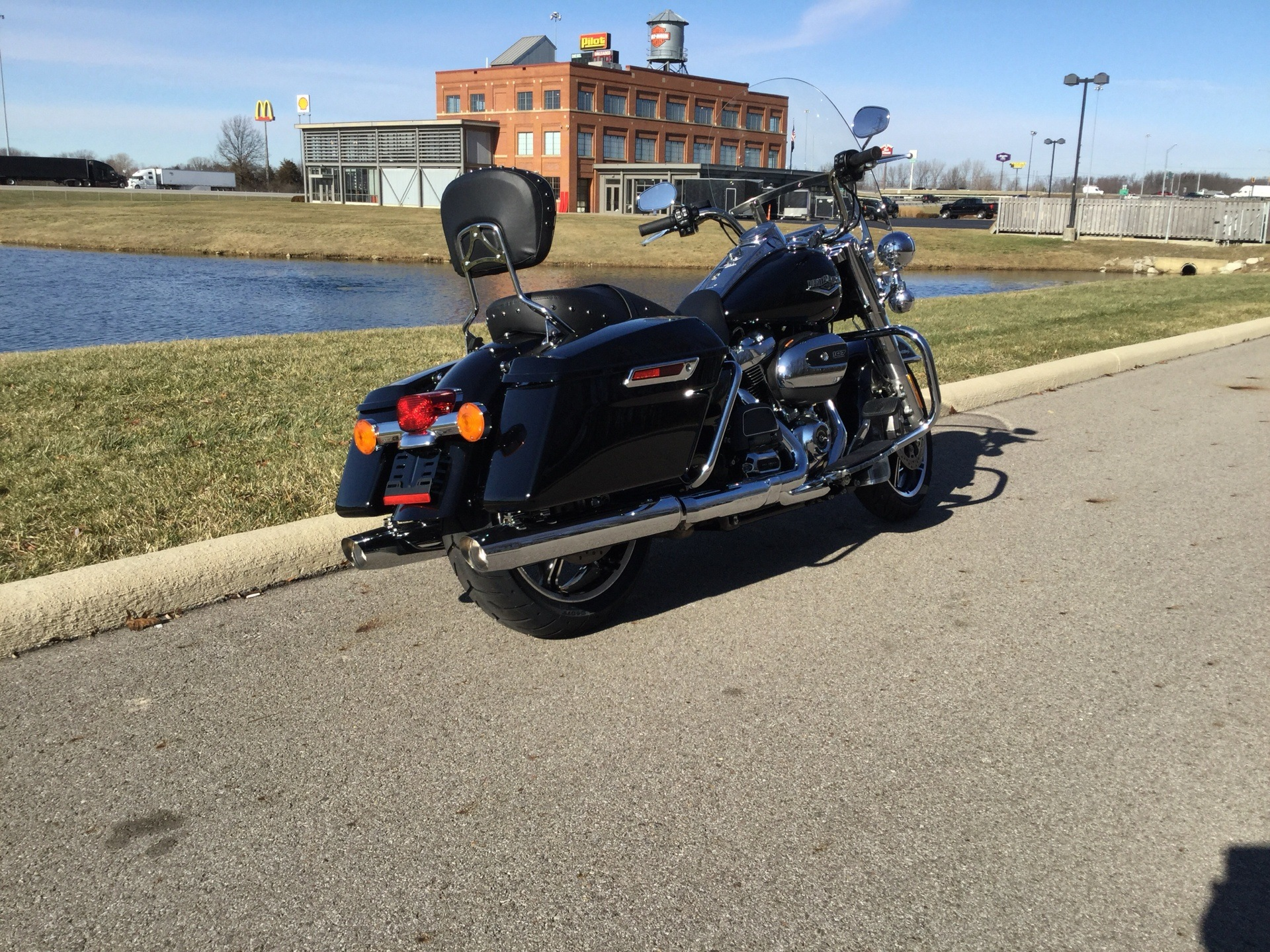 2020 Harley-Davidson Road King® in Sunbury, Ohio - Photo 15