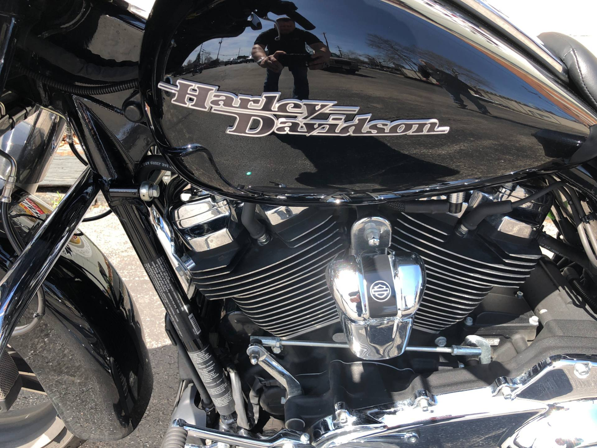 2016 Harley-Davidson Street Glide® Special in Sunbury, Ohio - Photo 9