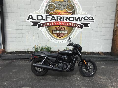 2015 Harley-Davidson Street™ 500 in Sunbury, Ohio