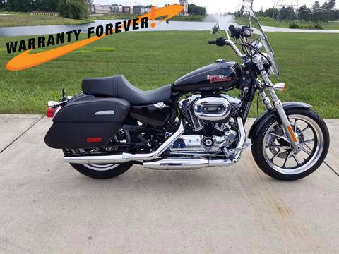 2014 Harley-Davidson Sportster® SuperLow® in Sunbury, Ohio