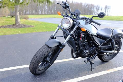 2017 Honda Rebel 300 in Sunbury, Ohio