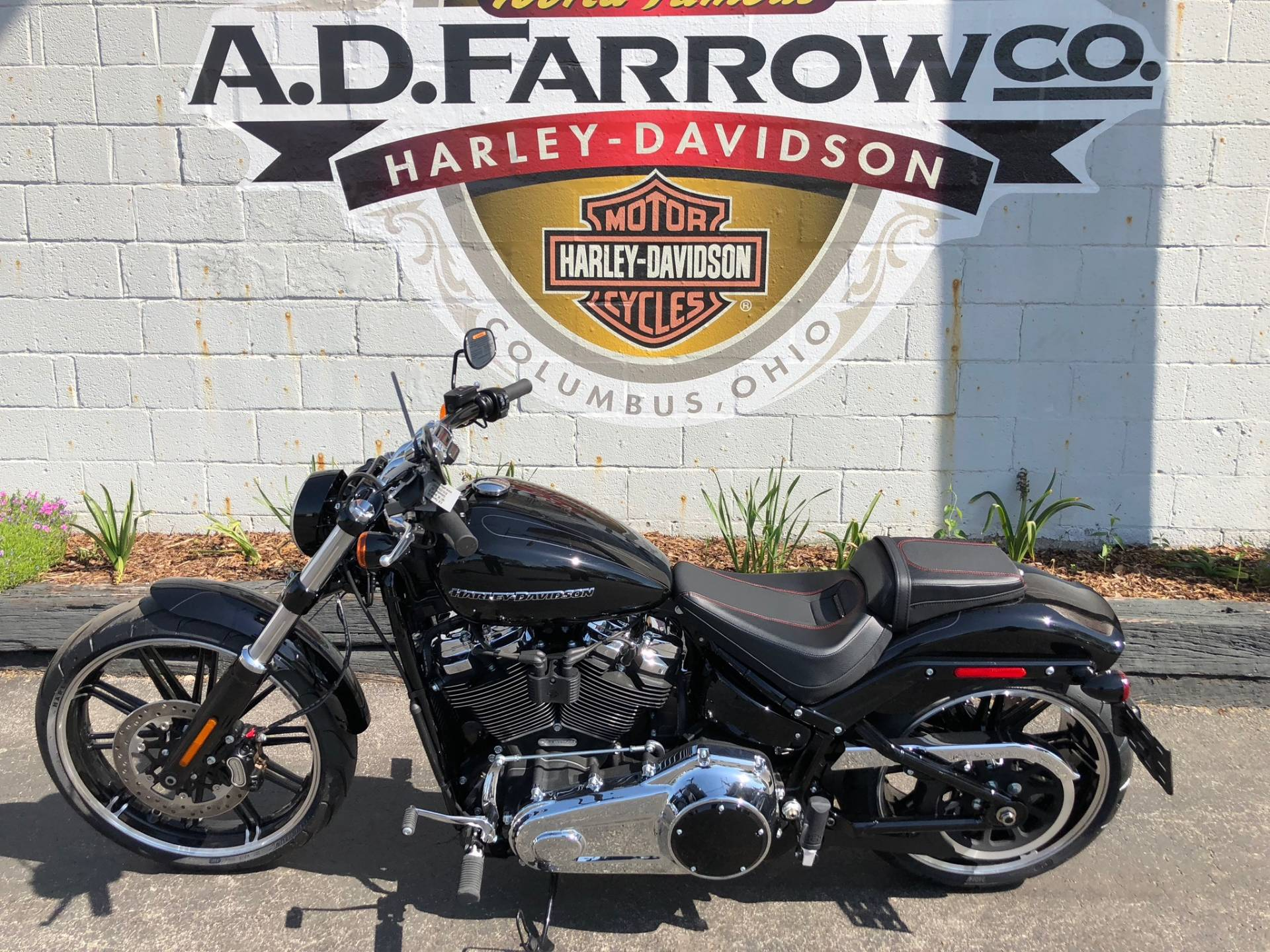2018 Harley-Davidson Breakout®107 in Sunbury, Ohio