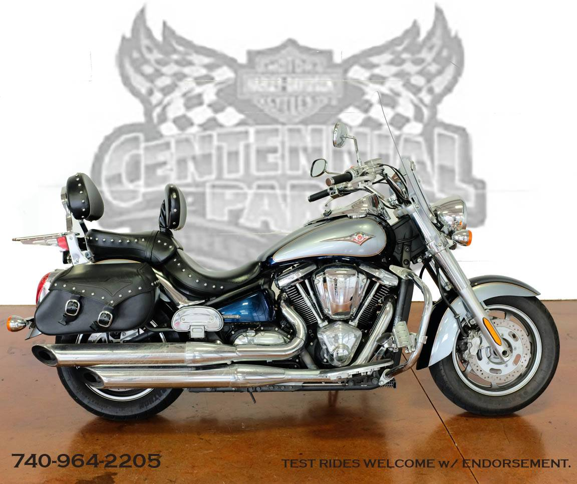 2008 Kawasaki Vulcan 2000 Classic Lt Motorcycles Sunbury Ohio Fuel Filter In