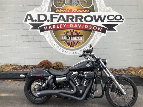 2010 Harley-Davidson FXDWG in Sunbury, Ohio - Photo 1