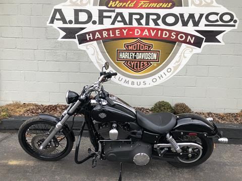 2010 Harley-Davidson FXDWG in Sunbury, Ohio - Photo 2