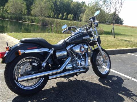 2009 Harley-Davidson Dyna® Super Glide® in Sunbury, Ohio