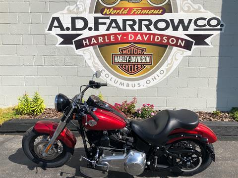 2013 Harley-Davidson FLS in Sunbury, Ohio - Photo 2