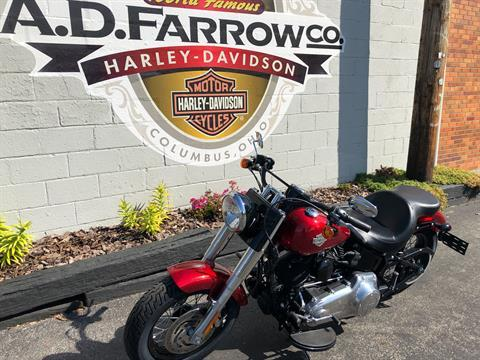 2013 Harley-Davidson FLS in Sunbury, Ohio - Photo 4