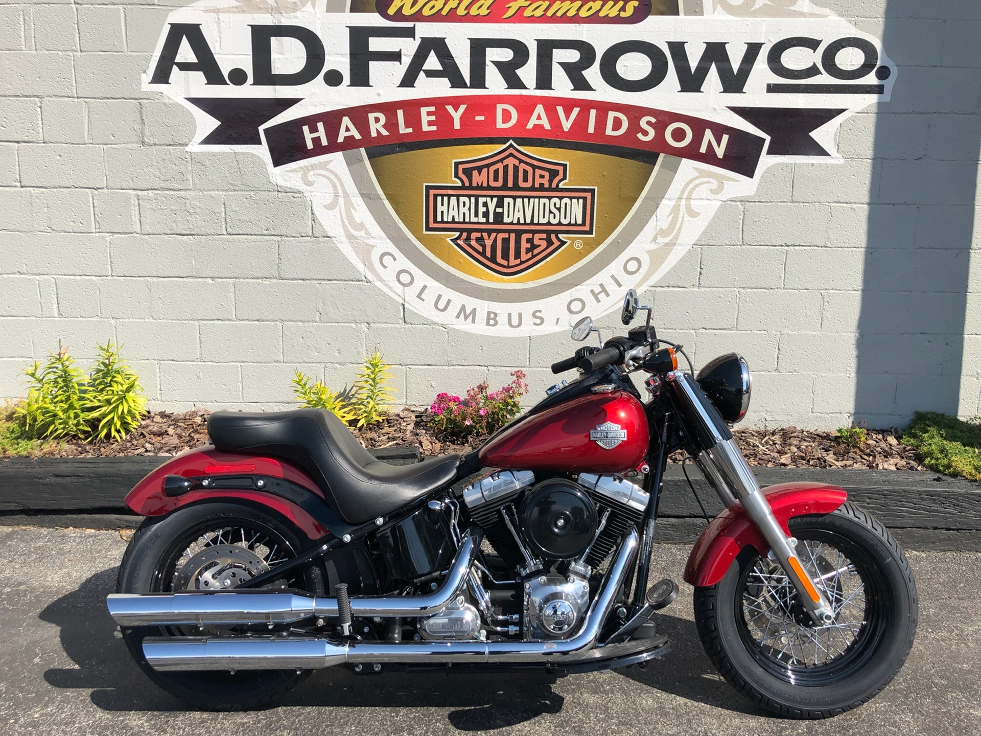 2013 Harley-Davidson FLS in Sunbury, Ohio - Photo 1