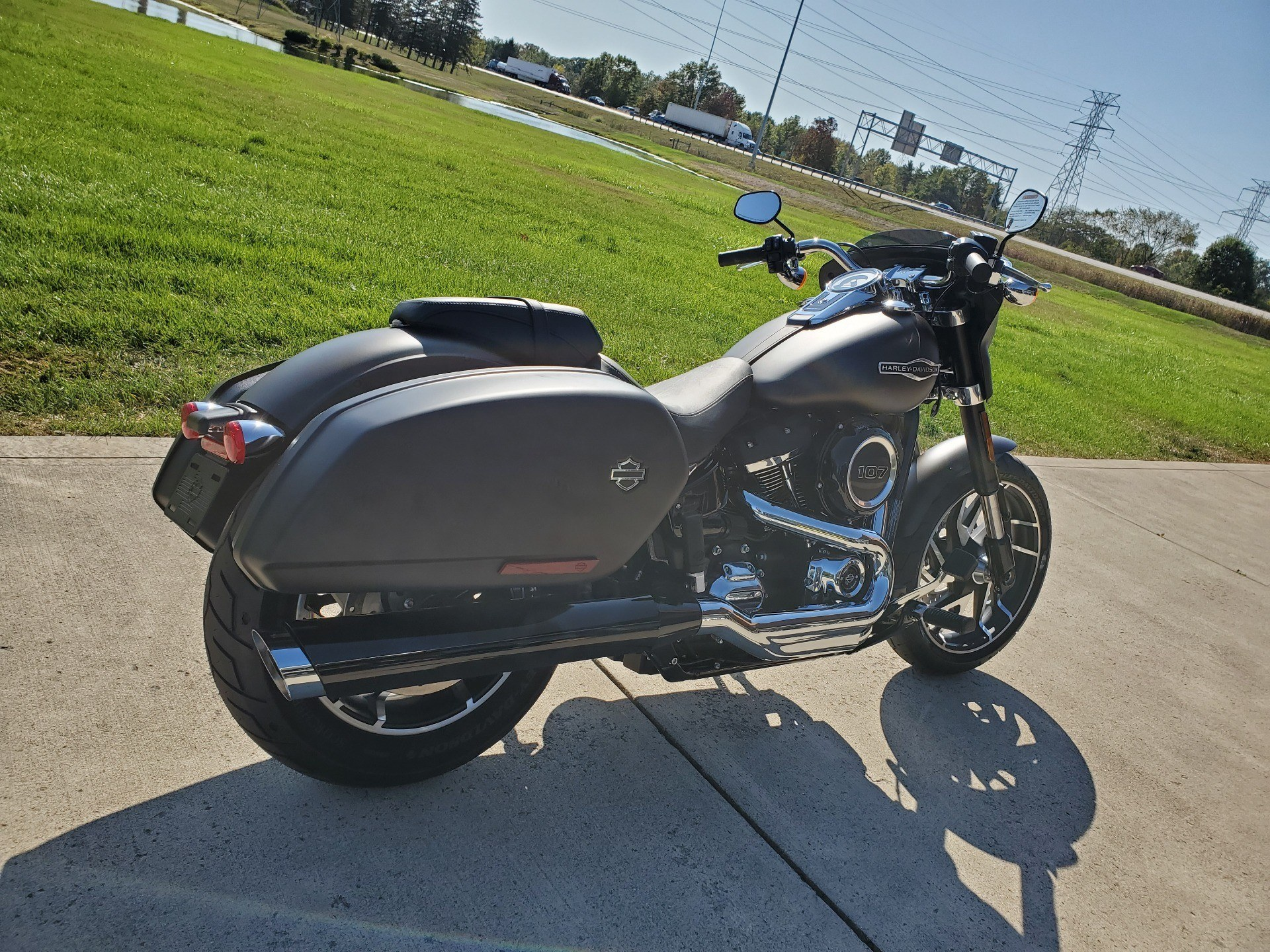 2020 Harley-Davidson Sport Glide® in Sunbury, Ohio - Photo 7