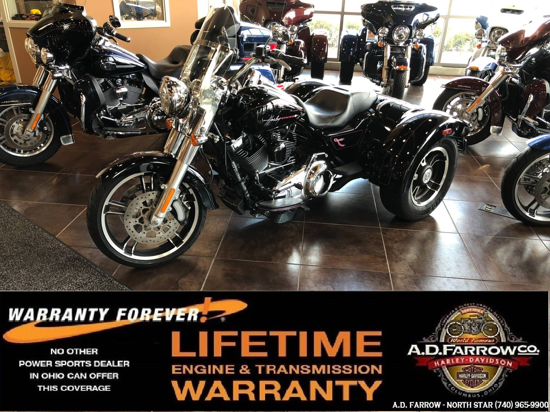 2016 Harley-Davidson Freewheeler in Sunbury, Ohio - Photo 1