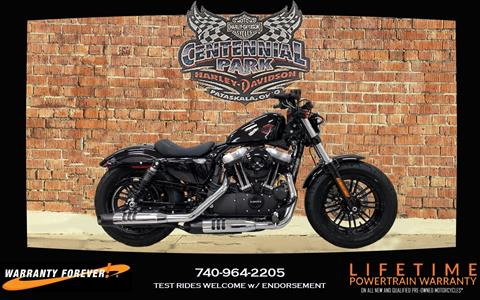 2019 Harley-Davidson Forty-Eight® in Sunbury, Ohio