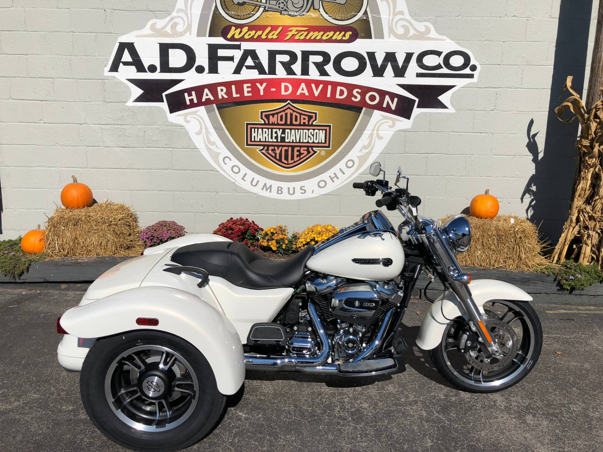 2019 Harley-Davidson Freewheeler® in Sunbury, Ohio - Photo 1