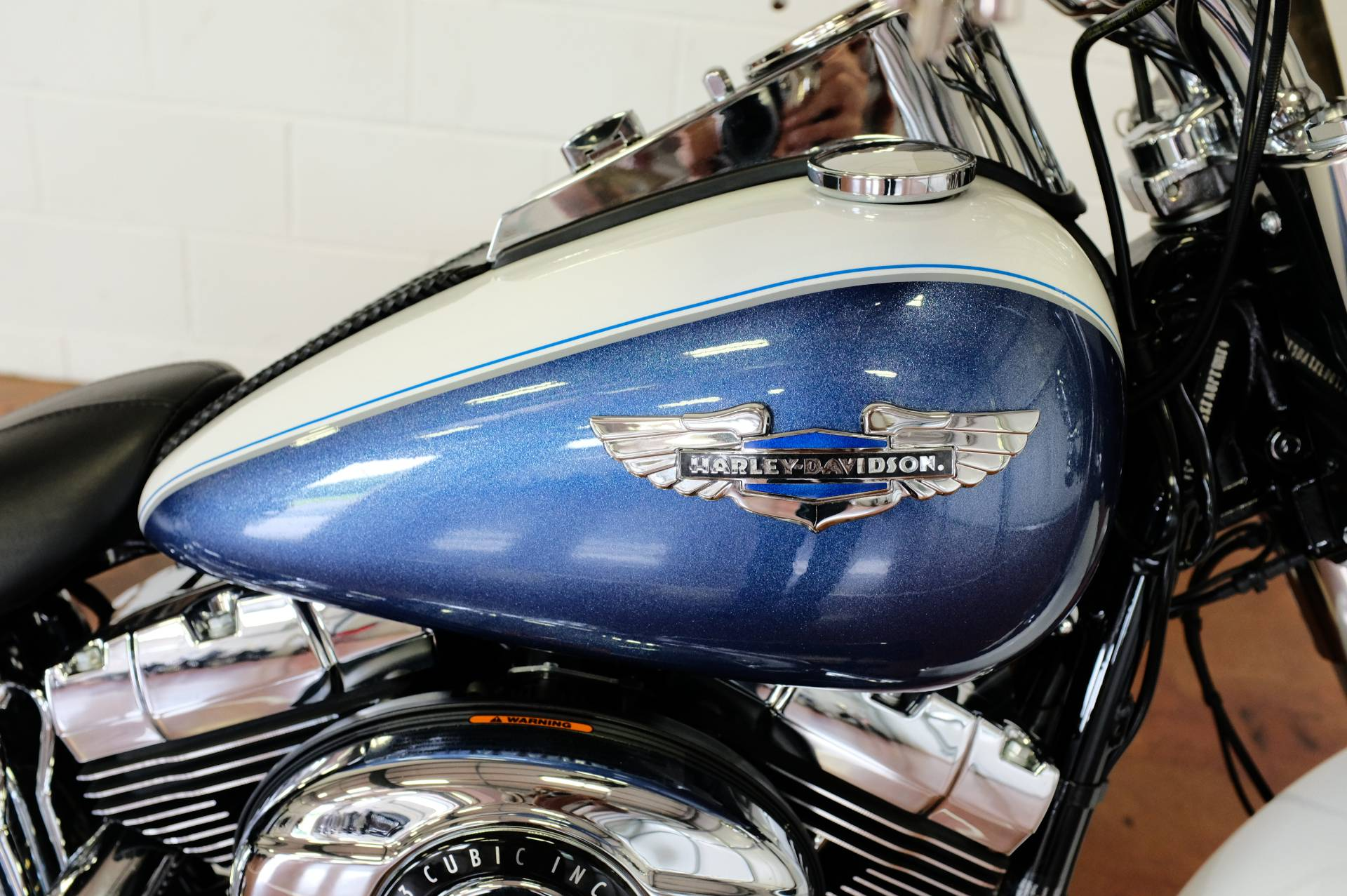 2015 Harley-Davidson Softail® Deluxe in Sunbury, Ohio - Photo 2