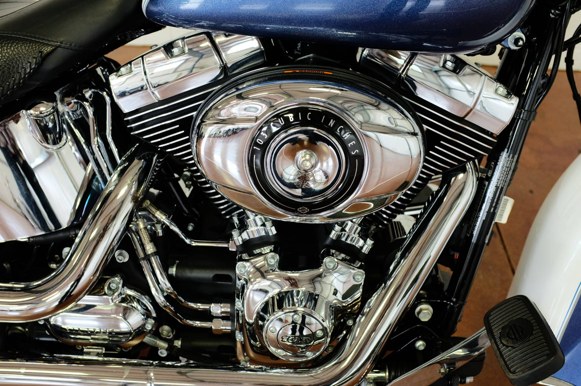 2015 Harley-Davidson Softail® Deluxe in Sunbury, Ohio - Photo 4