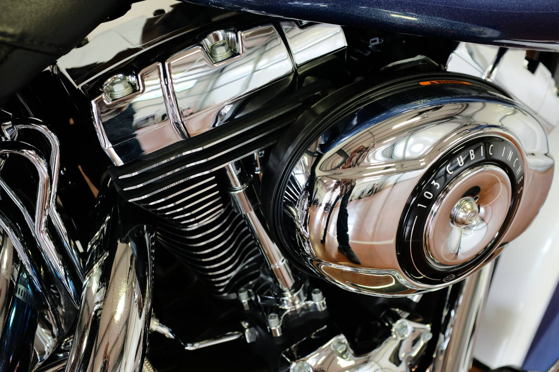 2015 Harley-Davidson Softail® Deluxe in Sunbury, Ohio - Photo 8