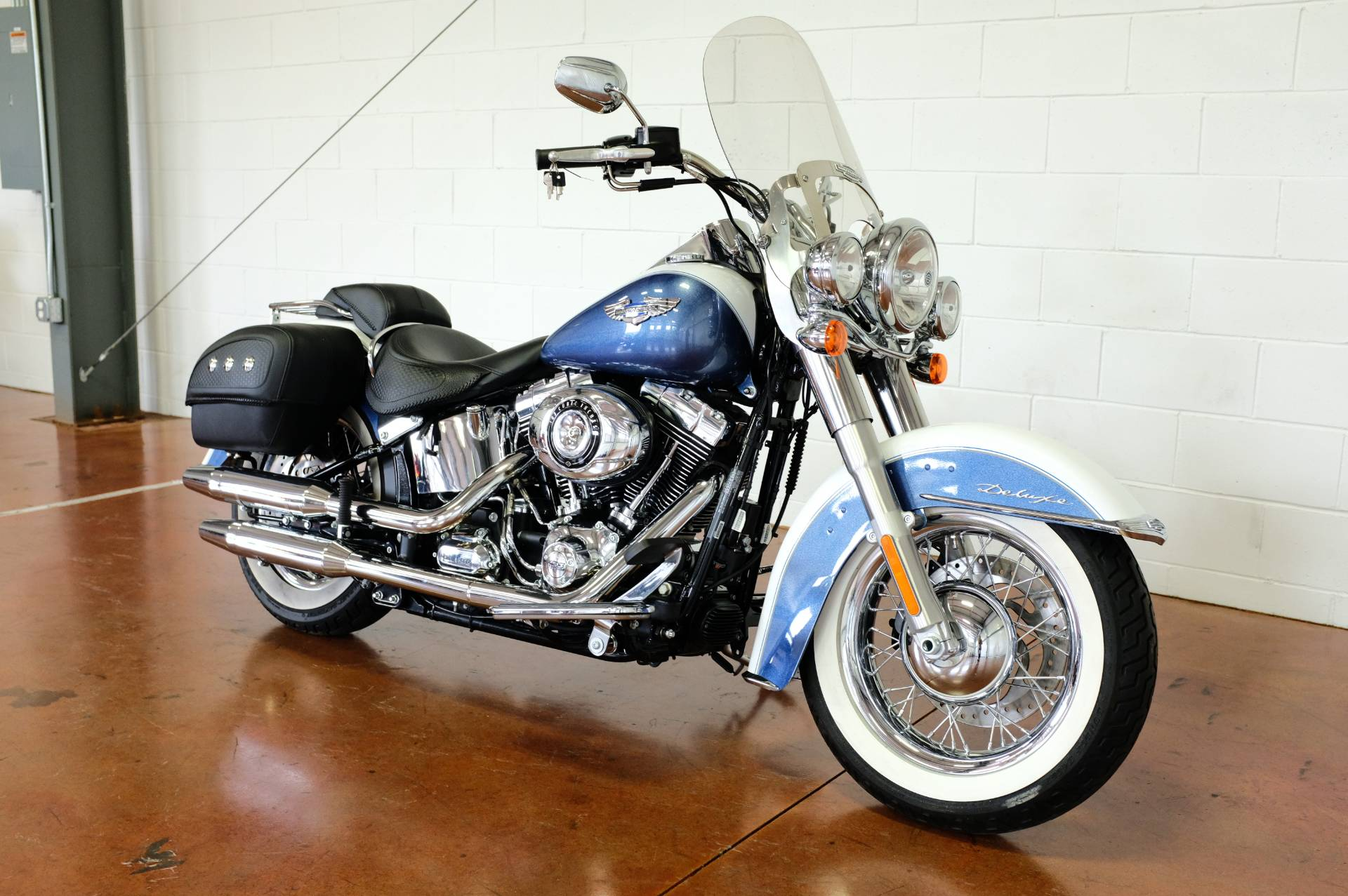 2015 Harley-Davidson Softail® Deluxe in Sunbury, Ohio - Photo 14