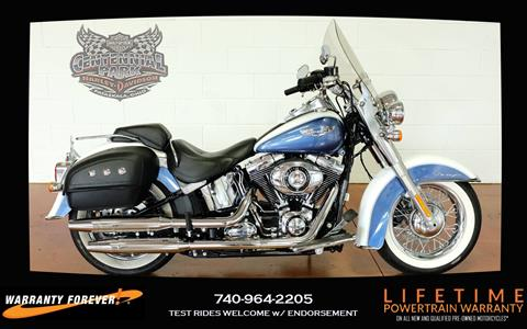 2015 Harley-Davidson Softail® Deluxe in Sunbury, Ohio - Photo 1
