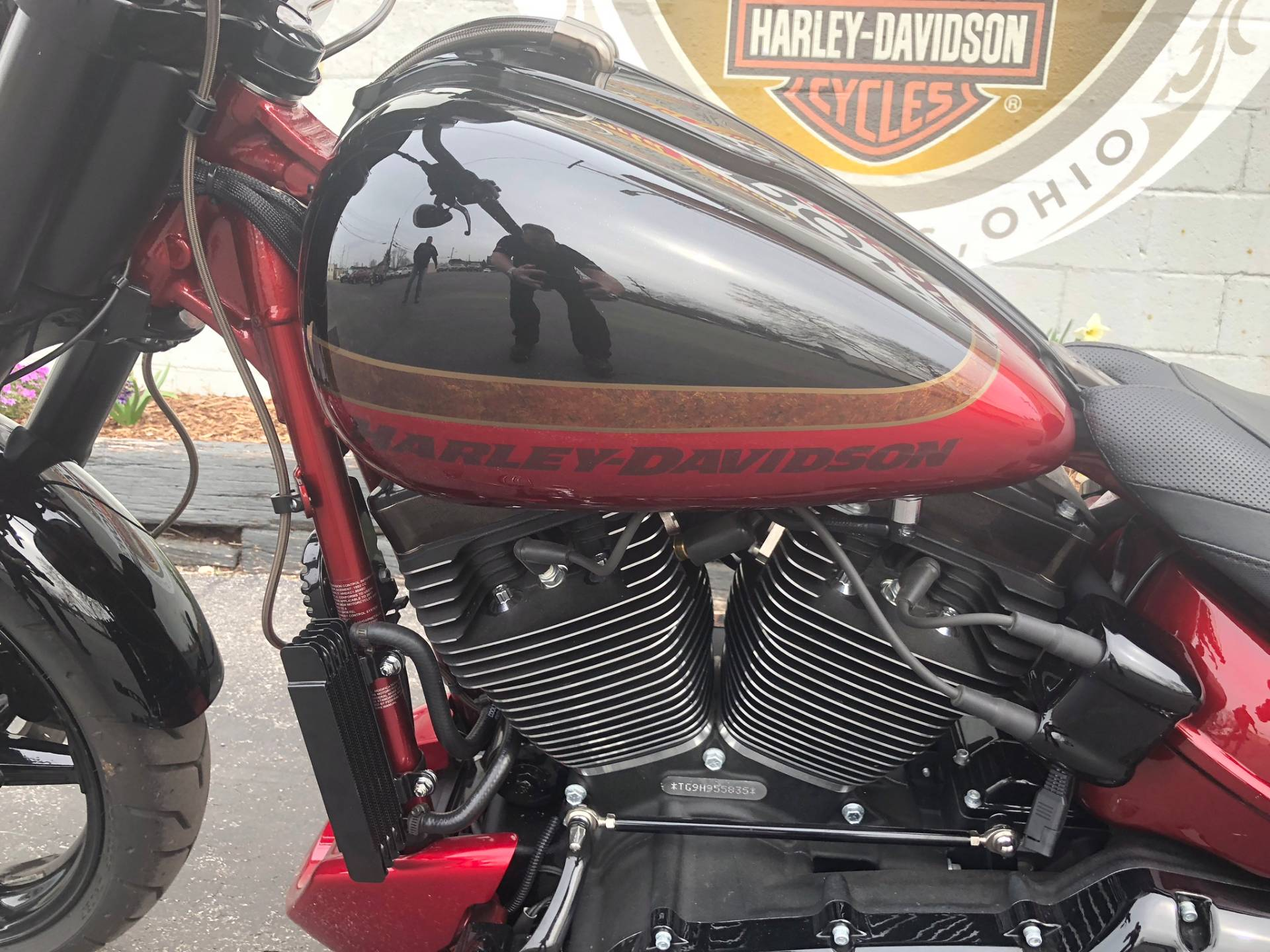 2017 Harley-Davidson CVO™ Pro Street Breakout® in Sunbury, Ohio - Photo 8