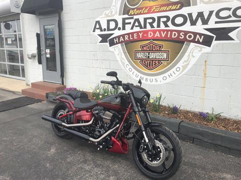 2017 Harley-Davidson CVO™ Pro Street Breakout® in Sunbury, Ohio - Photo 5