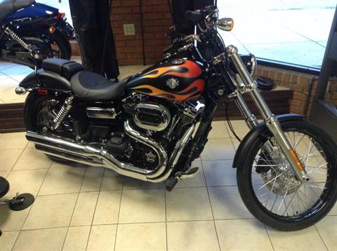 2016 Harley-Davidson Wide Glide® in Sunbury, Ohio