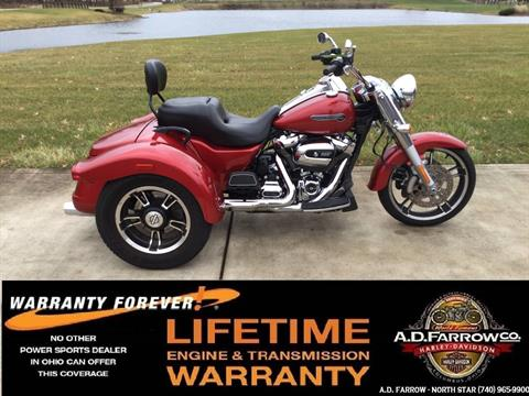 2018 Harley-Davidson Free Wheeler in Sunbury, Ohio