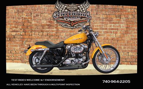 2007 Harley-Davidson Sportster® 1200 Custom in Sunbury, Ohio