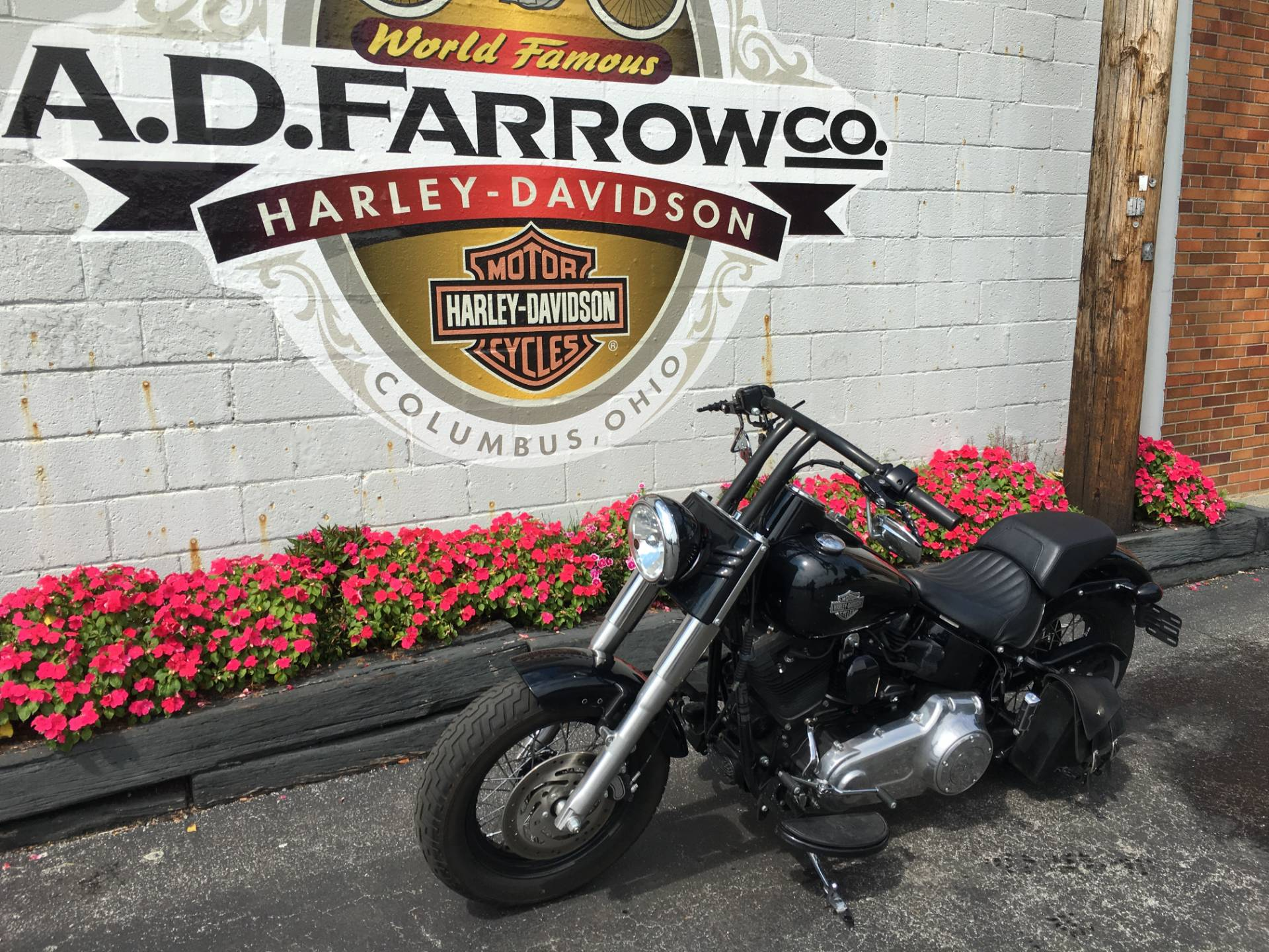 2012 Harley-Davidson Softail® Slim™ in Sunbury, Ohio