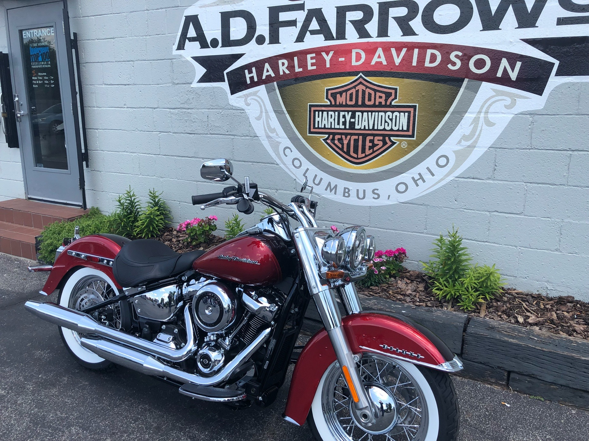2019 Harley-Davidson Deluxe in Sunbury, Ohio - Photo 4