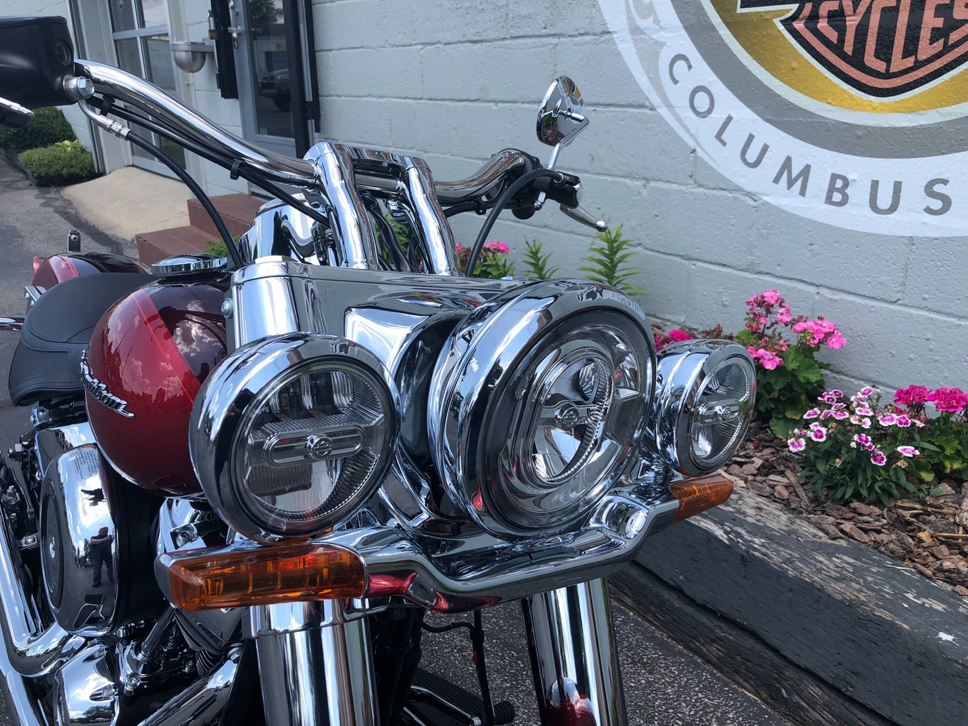 2019 Harley-Davidson Deluxe in Sunbury, Ohio - Photo 7