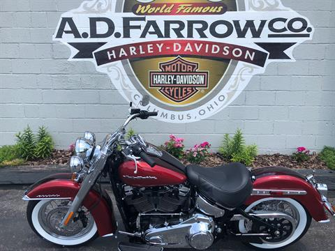 2019 Harley-Davidson Deluxe in Sunbury, Ohio - Photo 3