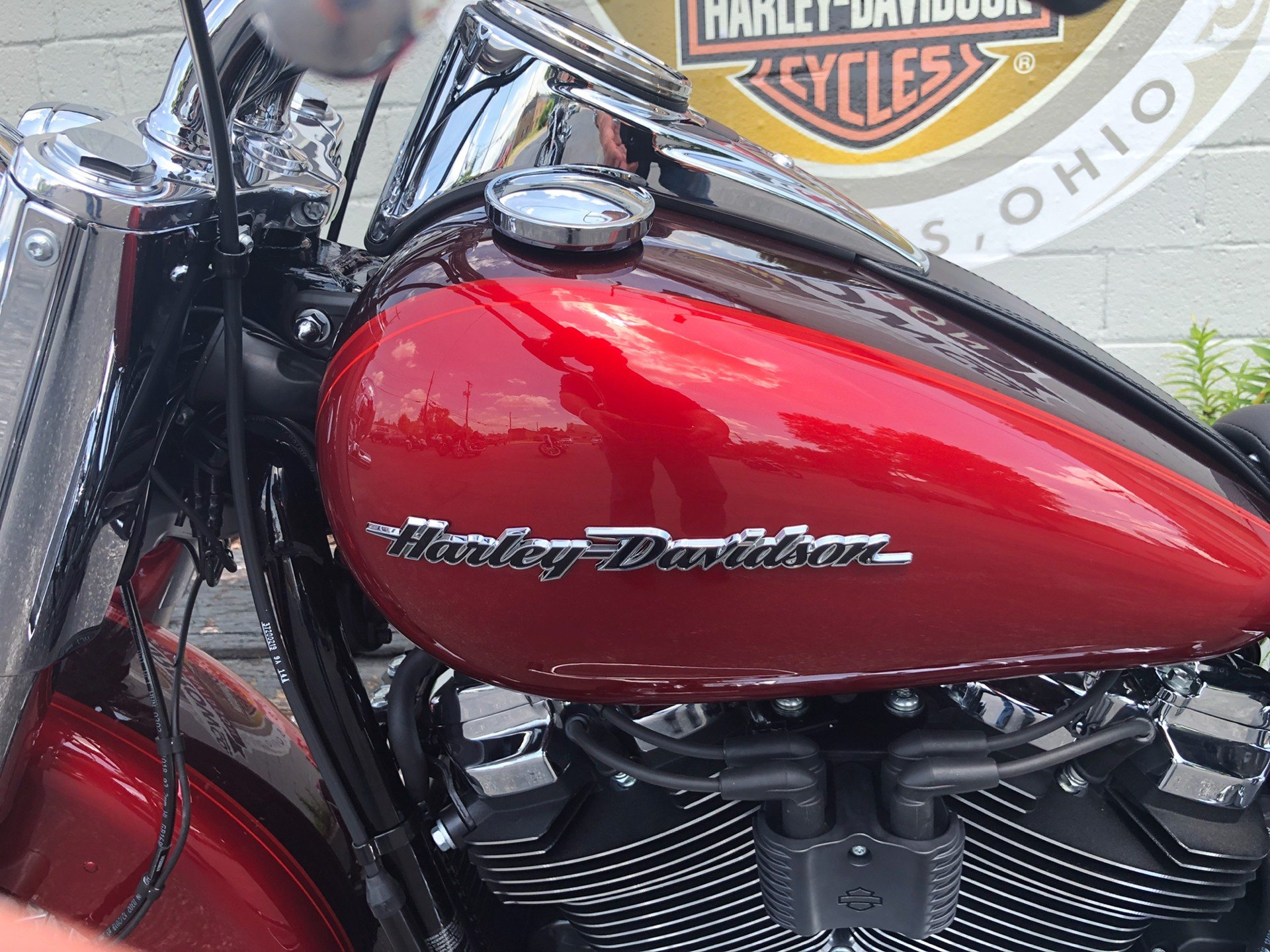 2019 Harley-Davidson Deluxe in Sunbury, Ohio - Photo 9