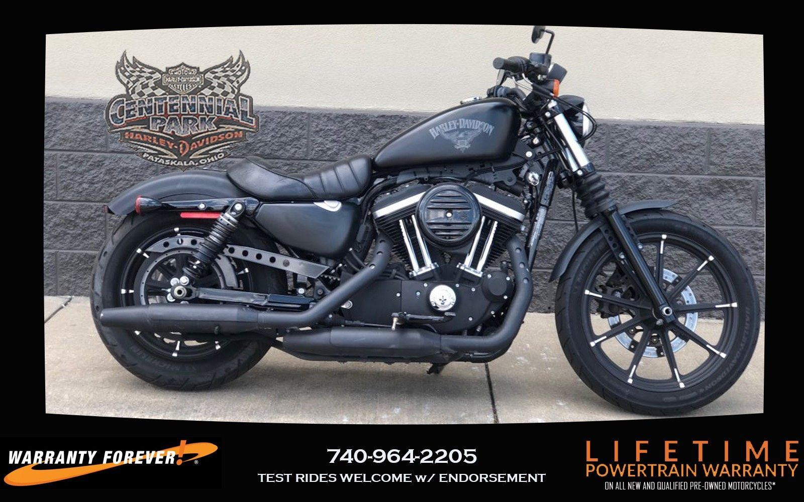 2016 Harley-Davidson Iron 883™ in Sunbury, Ohio - Photo 1