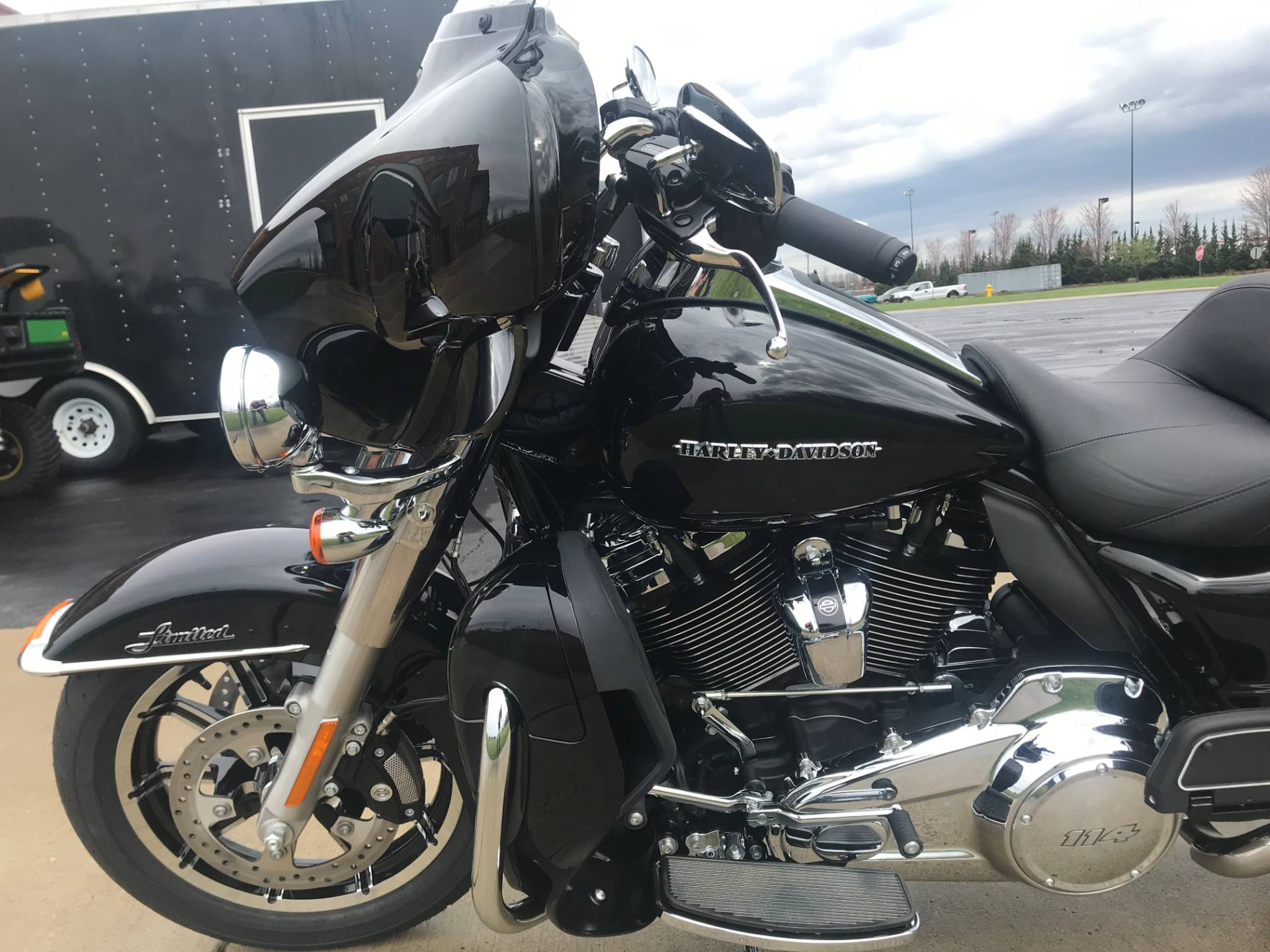 2019 Harley-Davidson Ultra Limited in Sunbury, Ohio - Photo 10