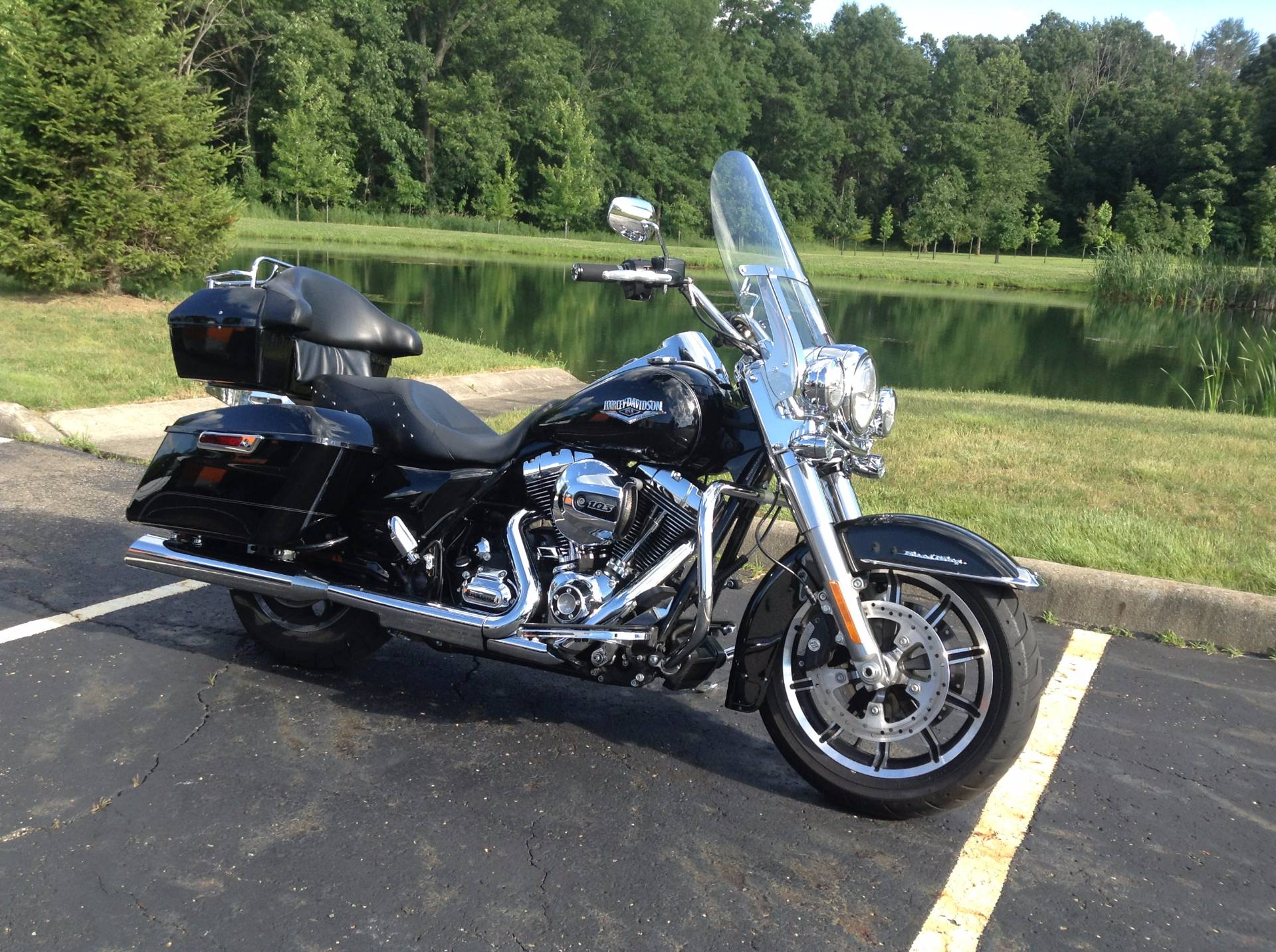 2014 Harley-Davidson Road King® in Sunbury, Ohio