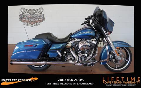 2014 Harley-Davidson Street Glide in Sunbury, Ohio - Photo 1