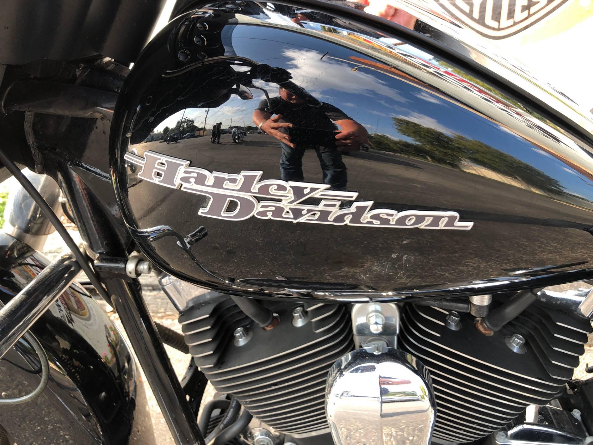 2012 Harley Davidson Street Glide Motorcycles Sunbury Ohio In