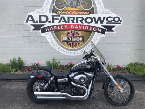 2014 Harley-Davidson FXDWG103 in Sunbury, Ohio - Photo 1