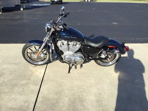 2013 Harley-Davidson Sportster® Iron 883™ in Sunbury, Ohio