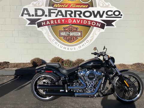 2018 Harley-Davidson FXBR in Sunbury, Ohio