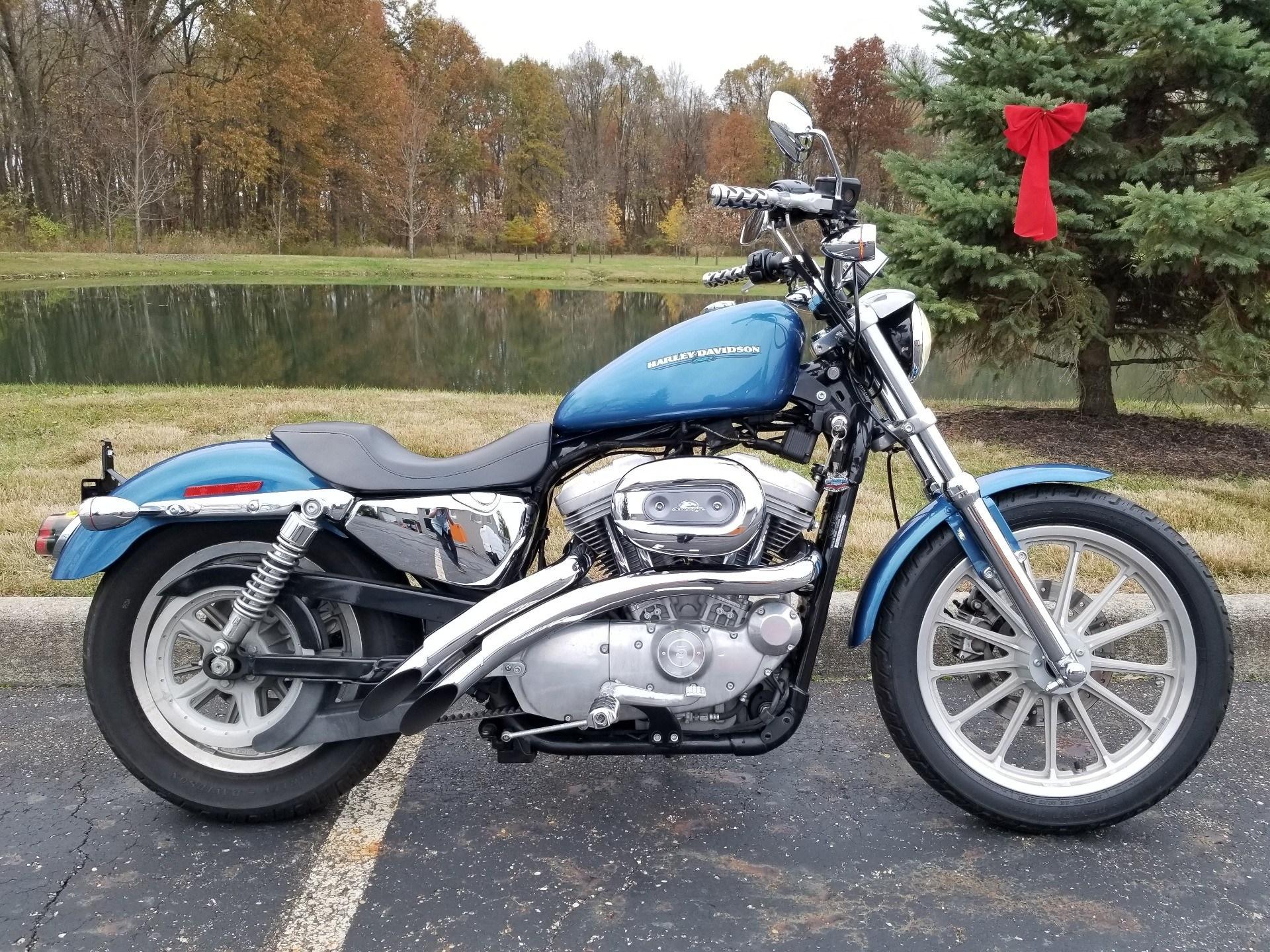 2005 Harley Davidson >> 2005 Harley Davidson Sportster Xl 883l In Sunbury Ohio